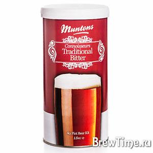 Набор Muntons Traditional Bitter 1,8 кг.