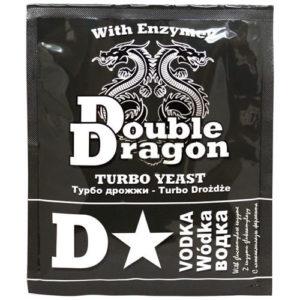 Спиртовые турбо дрожжи DoubleDragon D-Star Turbo